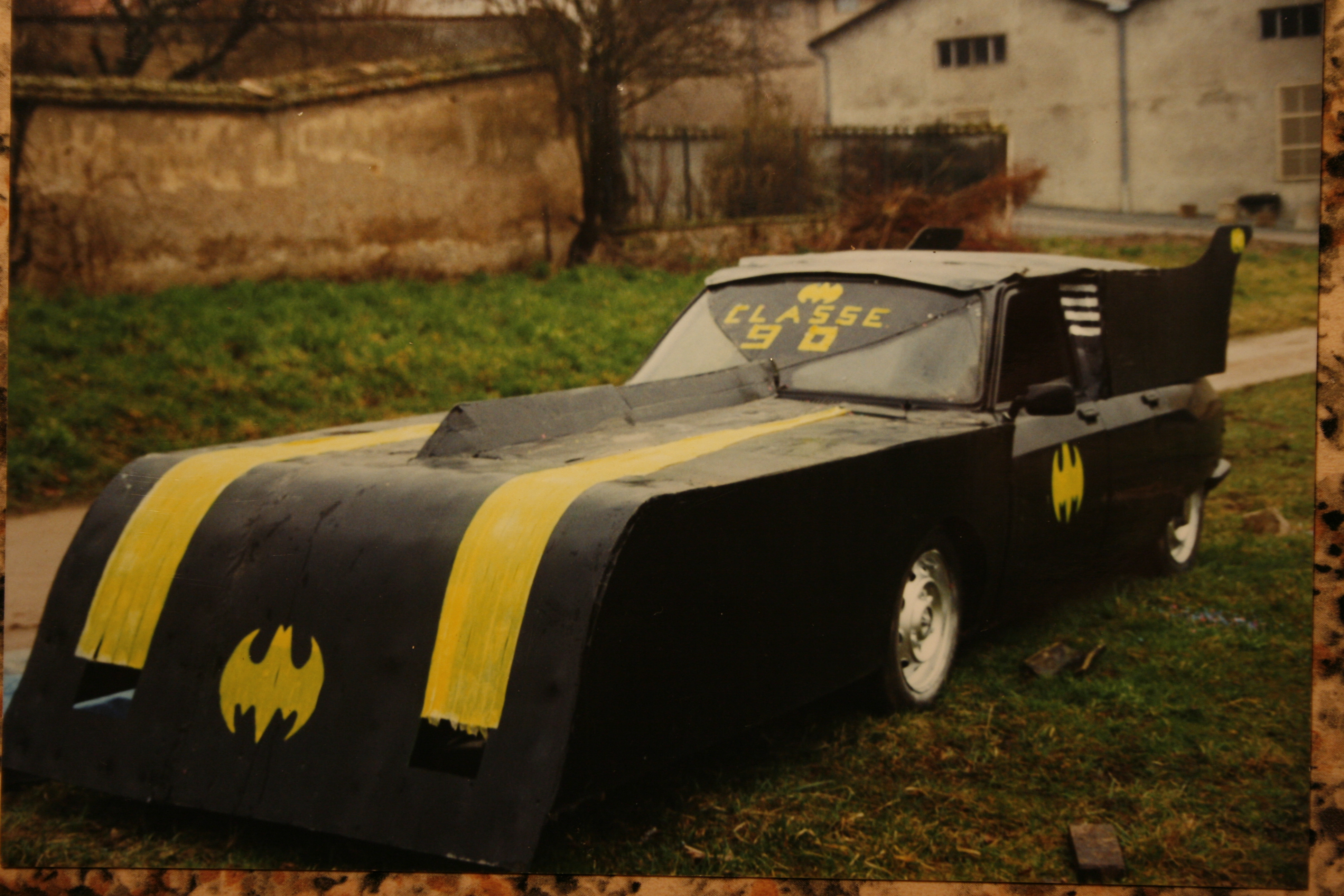 La Batmobil